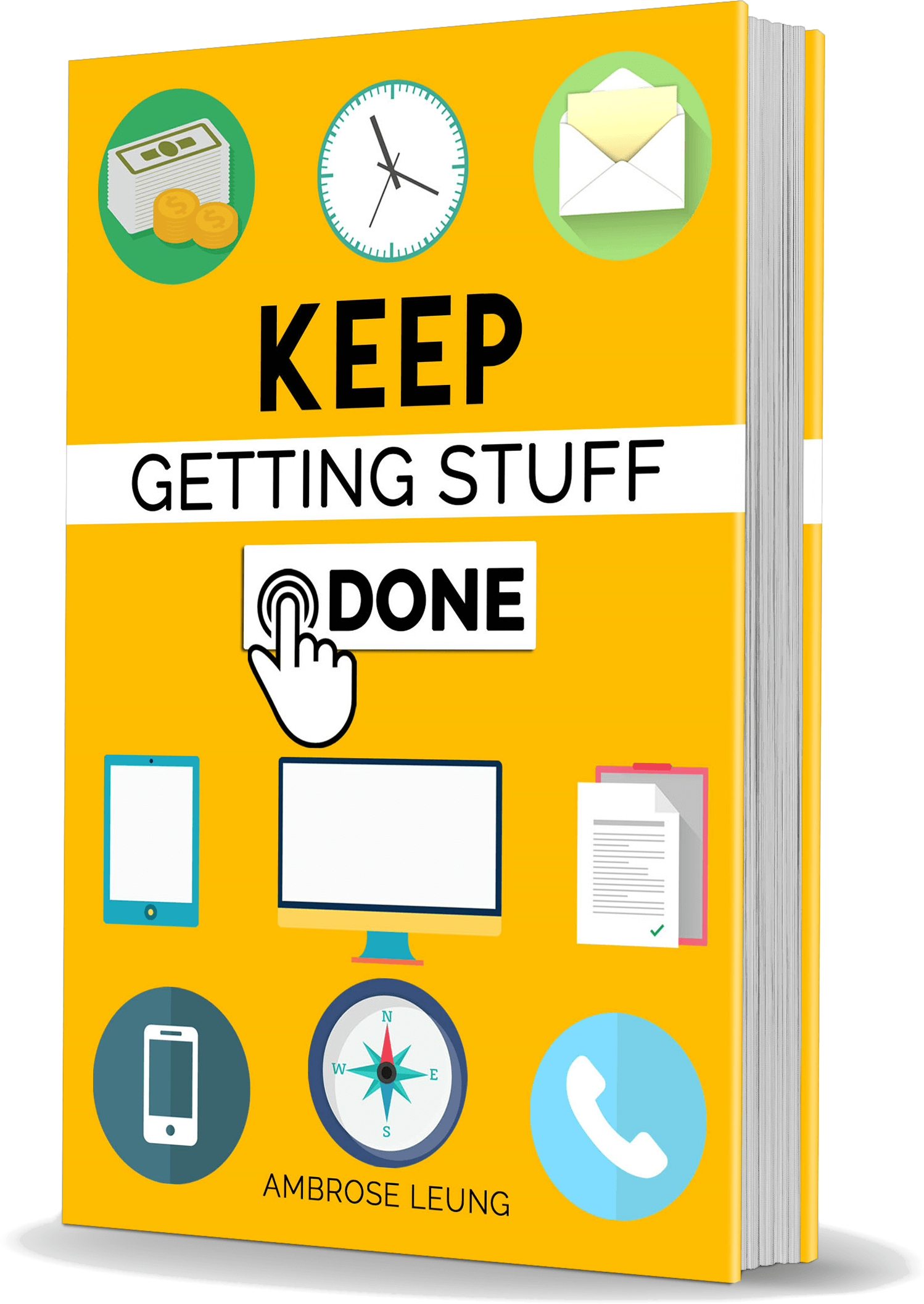 Keep Getting Stuff Done -- A no-fluff guide to using Google